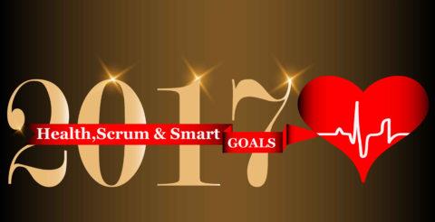 Health, Scrum and SMART GOALS