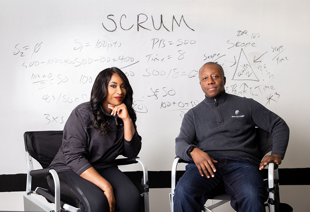 Dallas Couple Will Speak at the Black Enterprise Entrepreneur Summit, in Charlotte, NC, About Going from 'Couple to Copreneurs' After Divorce