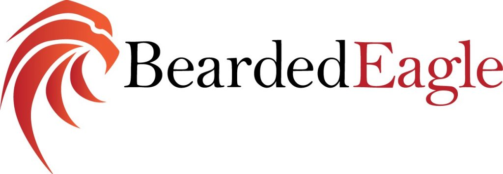 BeardedEagle logo for Back to School