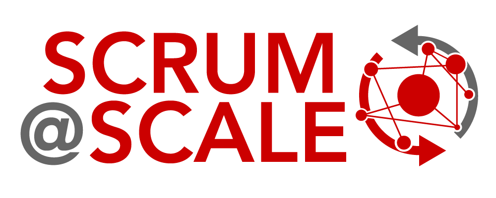 Scrum At Scale logo