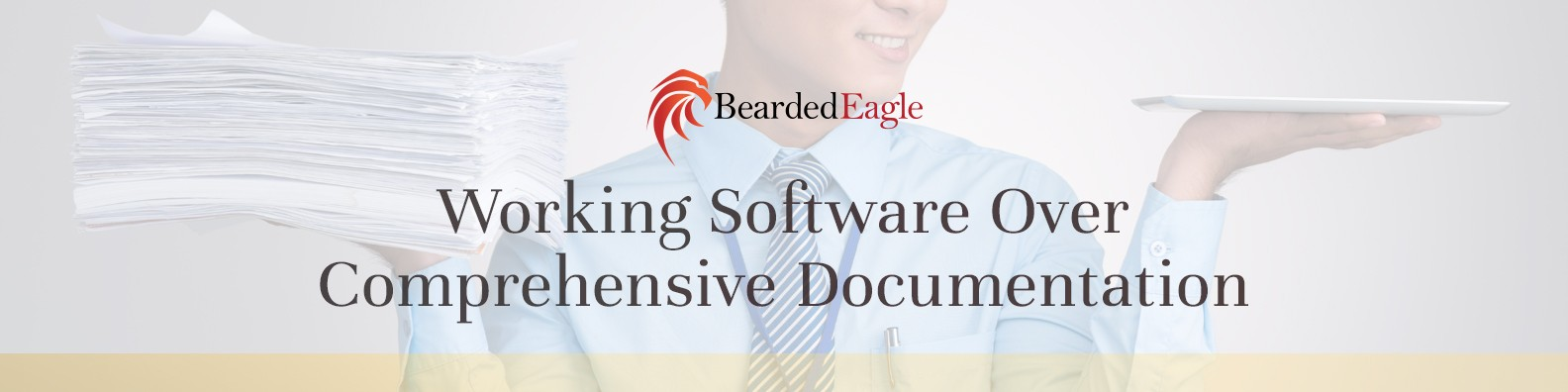 Working Software Over Comprehensive Documentation